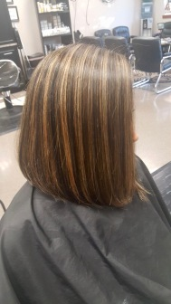 Straight with Highlight